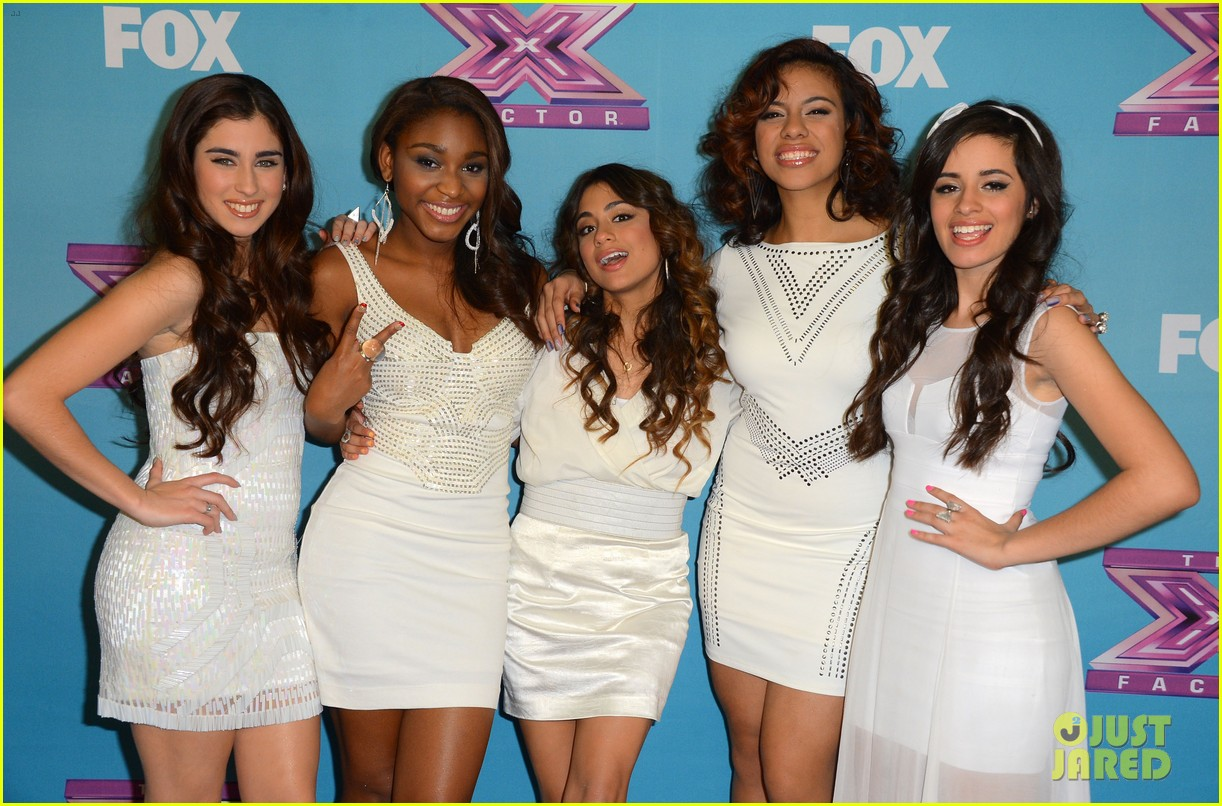 demi lovato fifth harmony x factor finale party 072778656