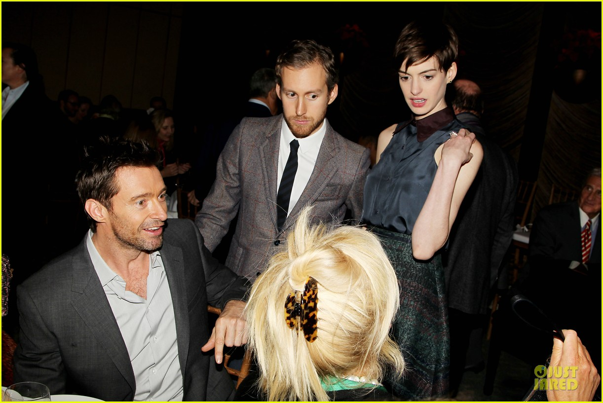 anne hathaway & amanda seyfriend les miserables luncheon 232773995