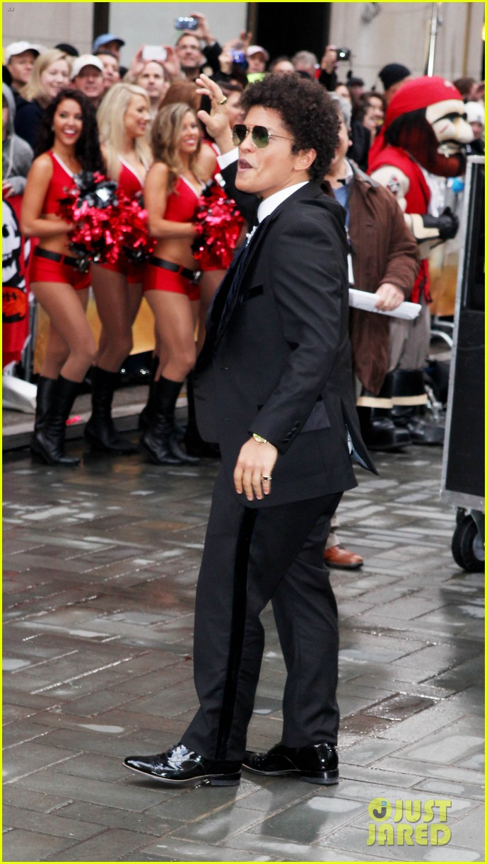 bruno mars today show 04