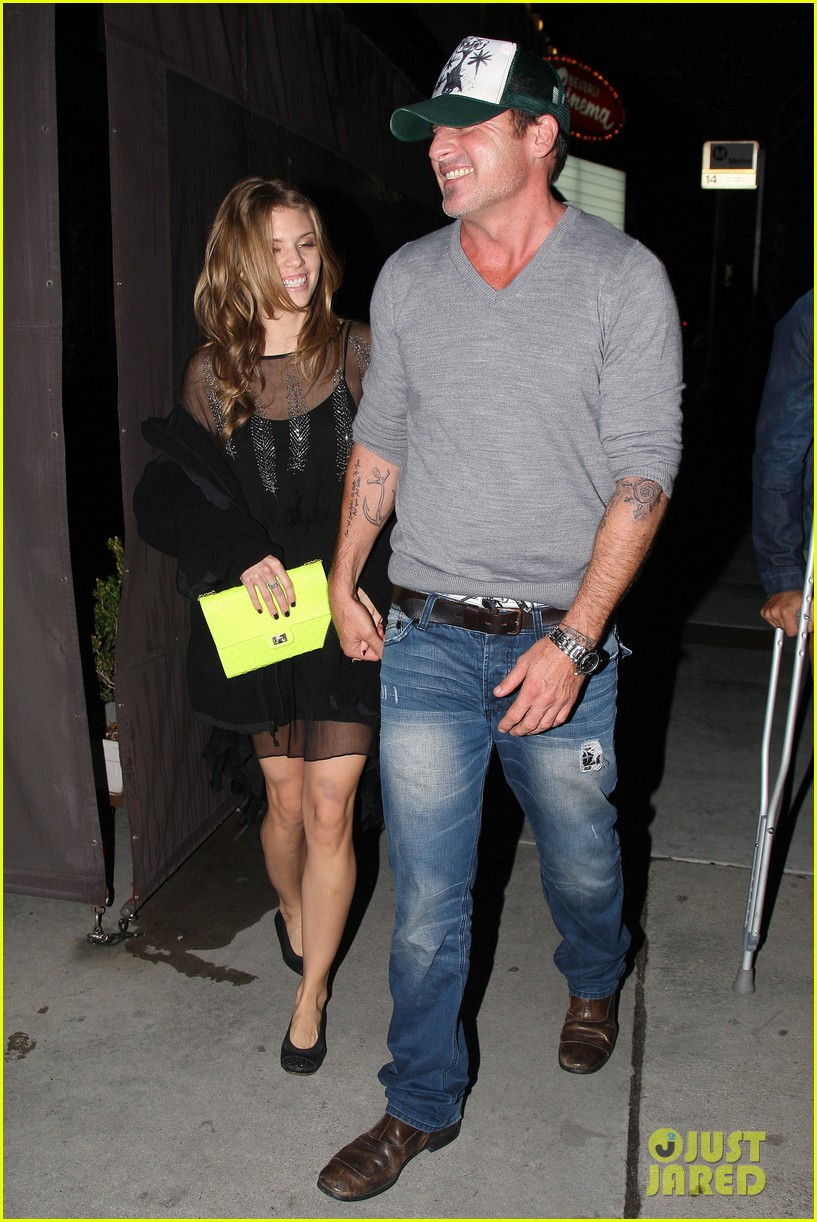 annalynne mccord dominic purcell movie night 04