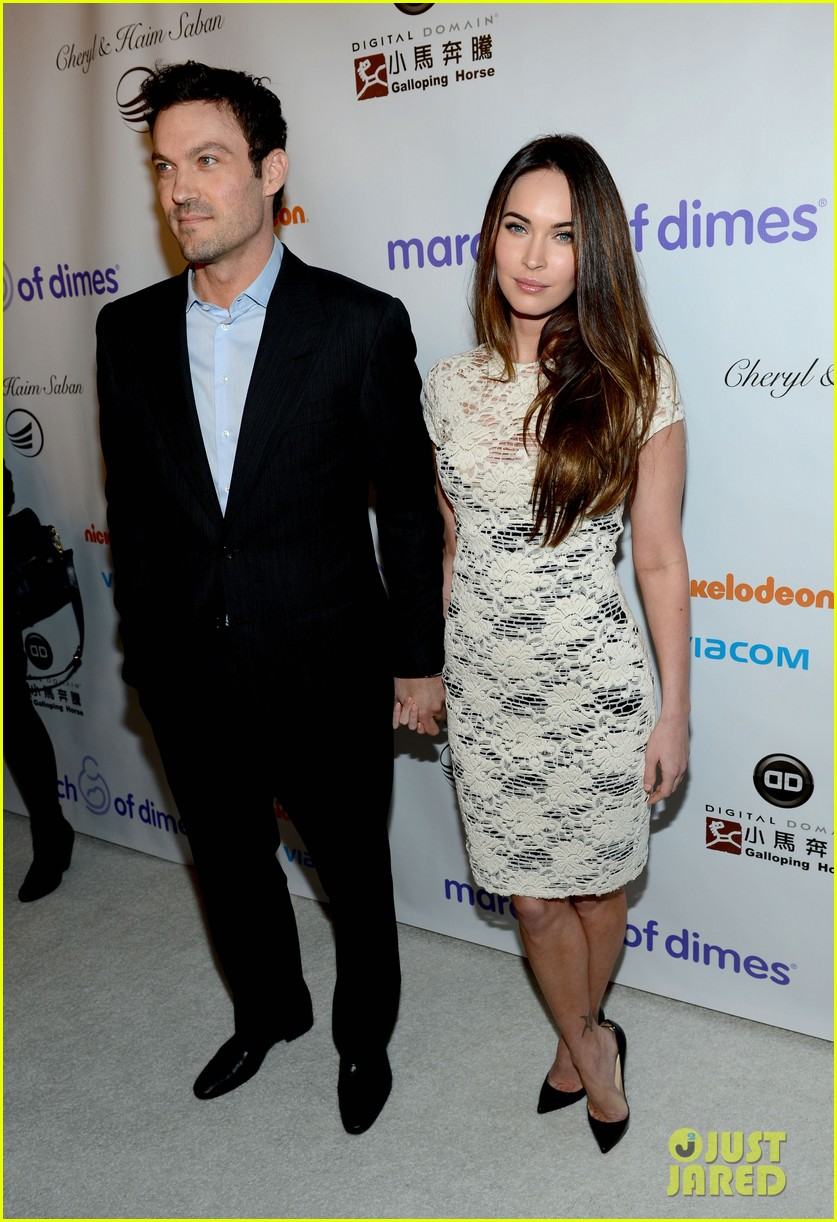 megan fox march of dimes 2012 with brian austin green 03