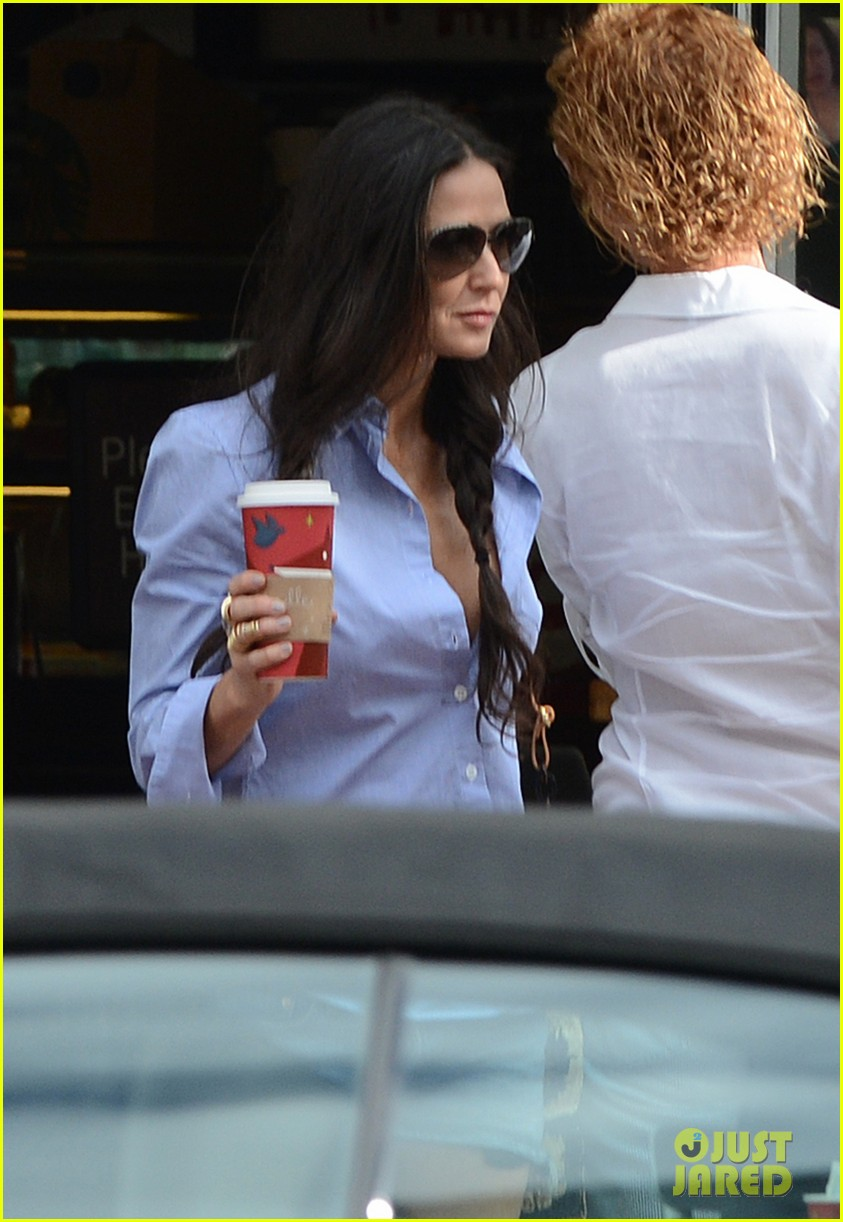 demi moore hits south beach vito schabel goes shirtless 222772739