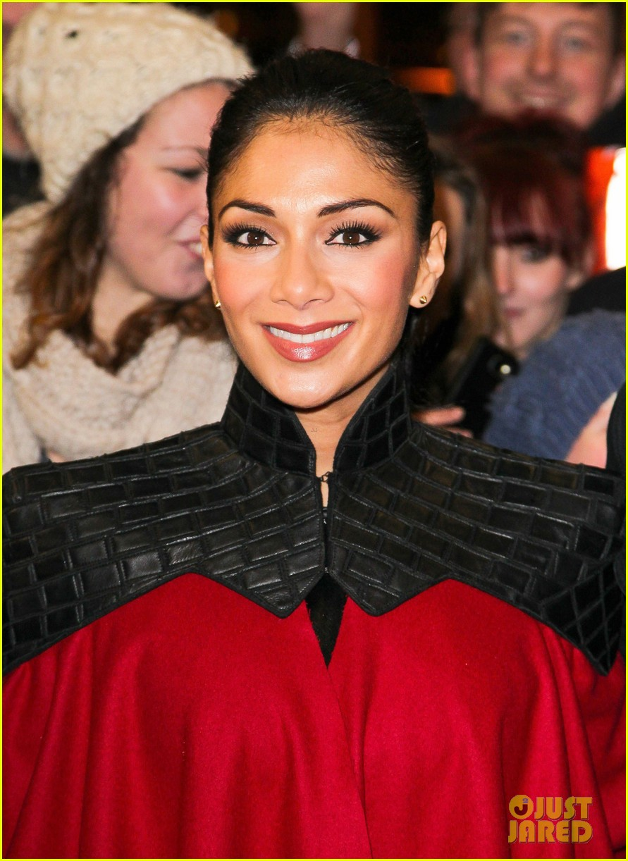 nicole scherzinger x factor uk finalists press conference 02