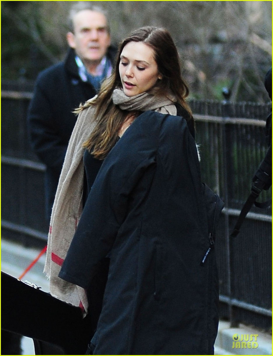 elizabeth olsen kill your darlings premiere at sundance film festival 02