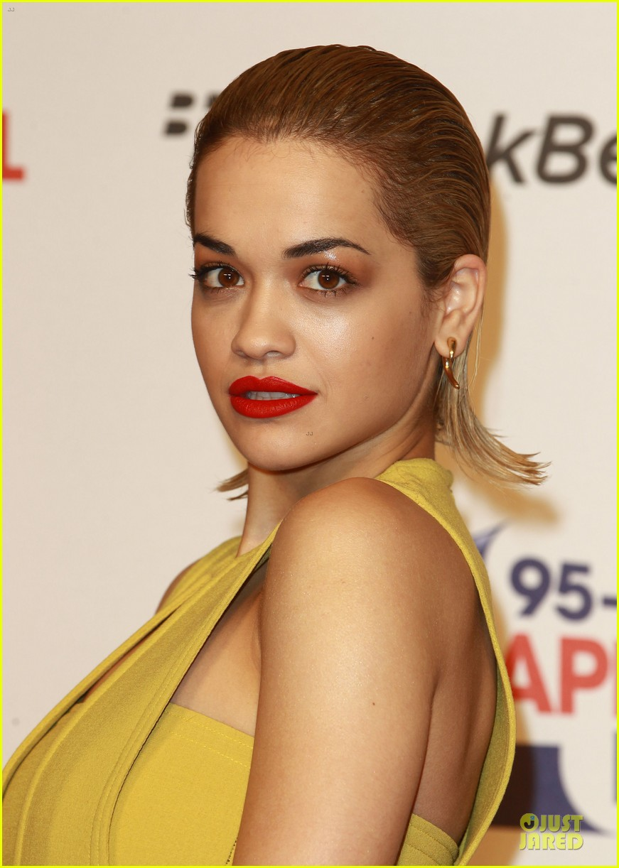 rita ora & the wanted jingle bell ball 07