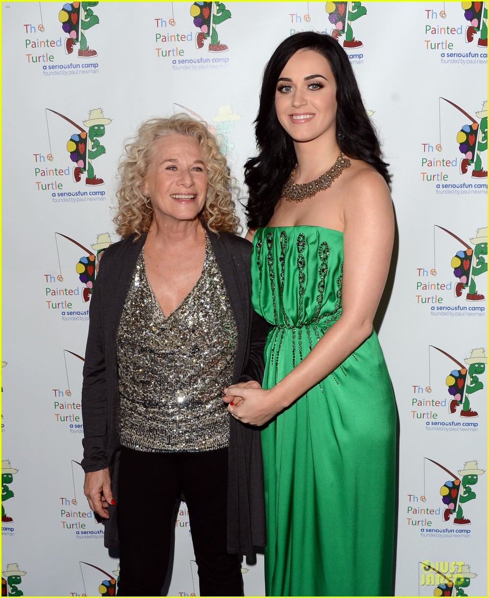 katy perry carole king music celebration 10