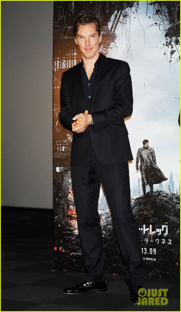 chris pine star trek into darkness special presentation 02