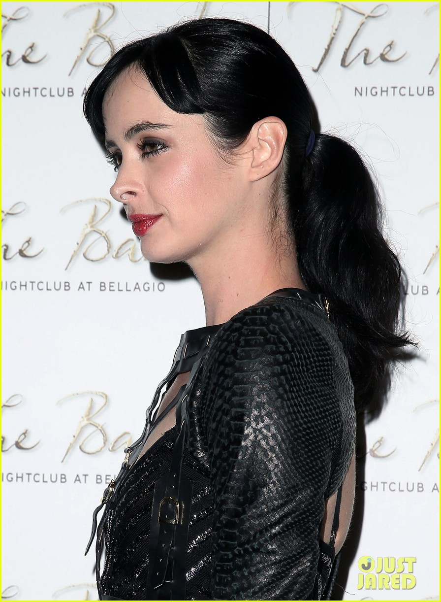 krysten ritter bank nightclub birthday party 07