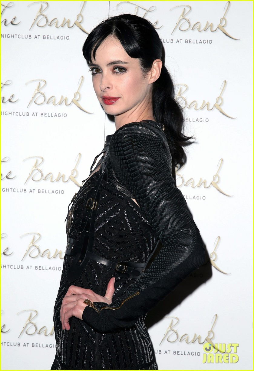krysten ritter bank nightclub birthday party 11