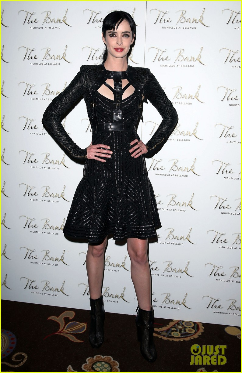 krysten ritter bank nightclub birthday party 13