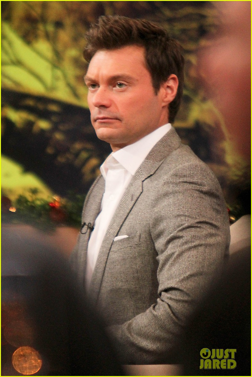 ryan seacrest talks new years eve without dick clark on gma 05