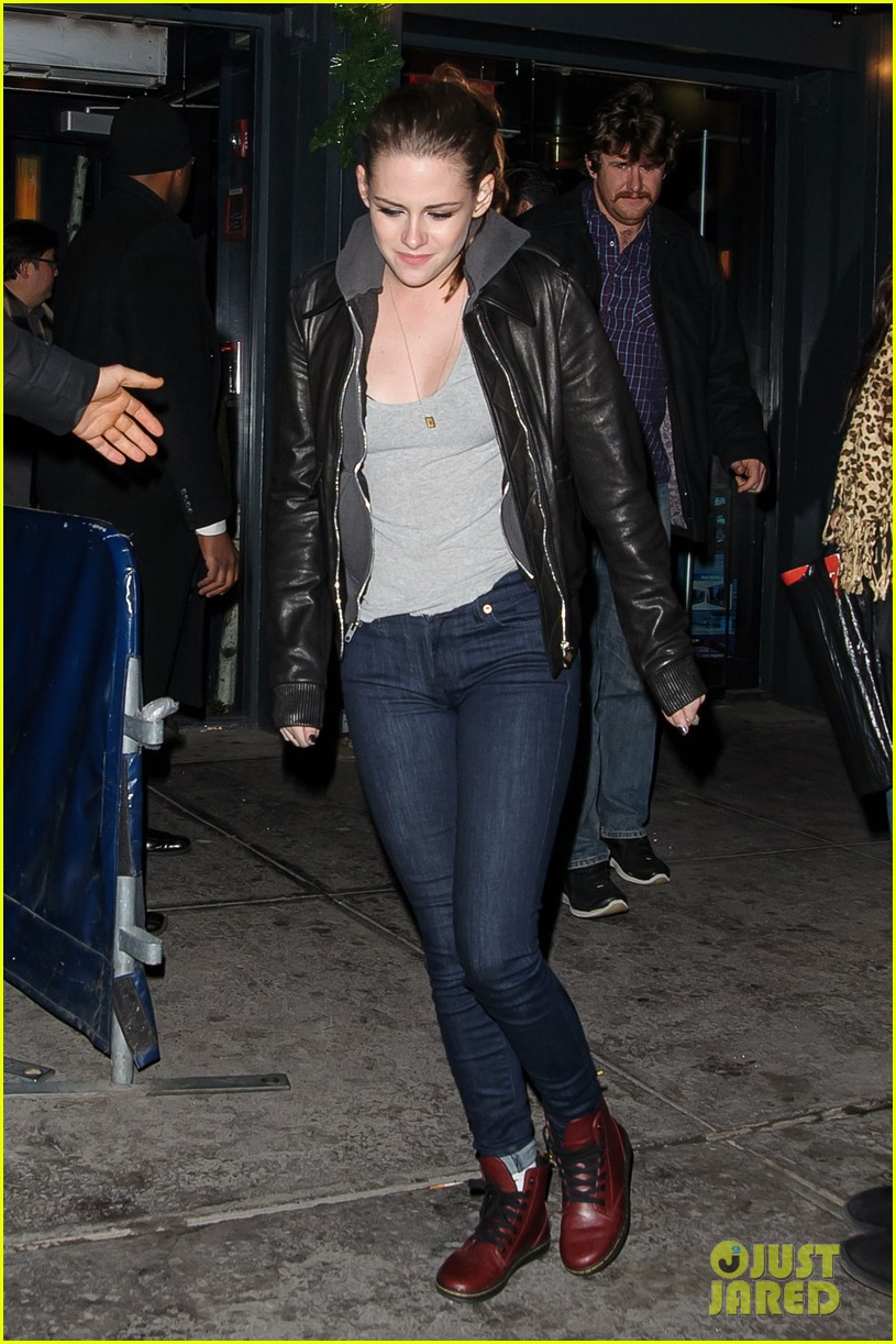 kristen stewart on the road after party 10