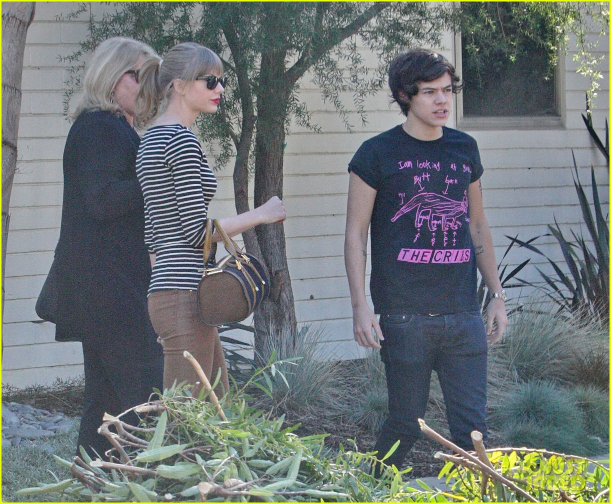 taylor swift harry styles leave her home in la 062778332