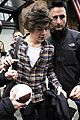 taylor swift& harry styles leave same hotel separately 04