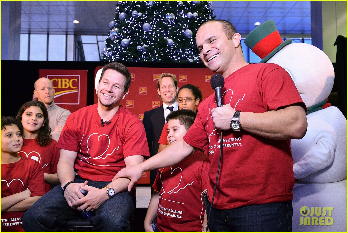 mark wahlberg cibc miracle day 31