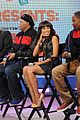 kerry washington & jamie foxx 106 & park appearance 18