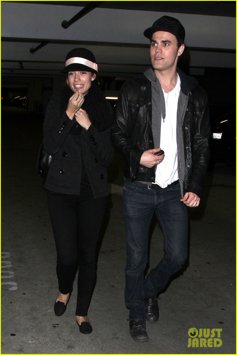 paul wesley torrey devitto les miserables date night 07
