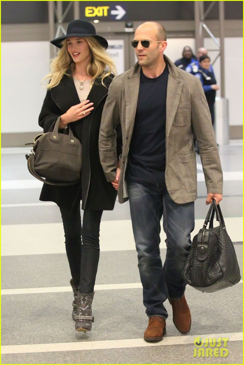 rosie huntington whiteley jason statham lax couple 142773568