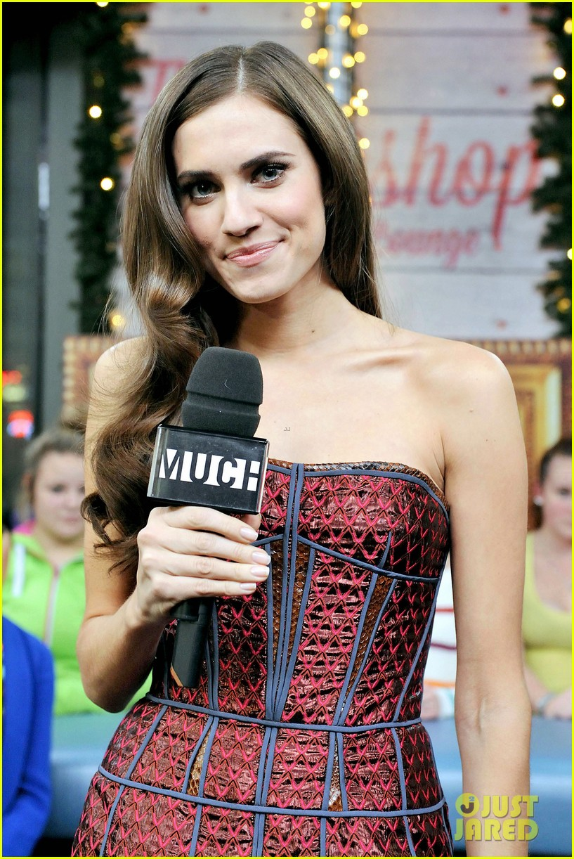 allison williams much music 12