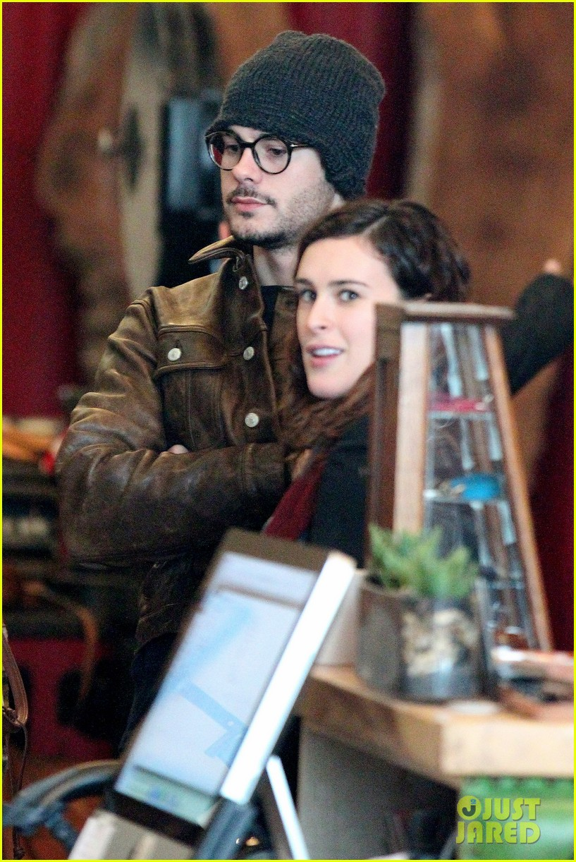 rumer willis jayson blair abbott kinney boulevard shoppers 032782308