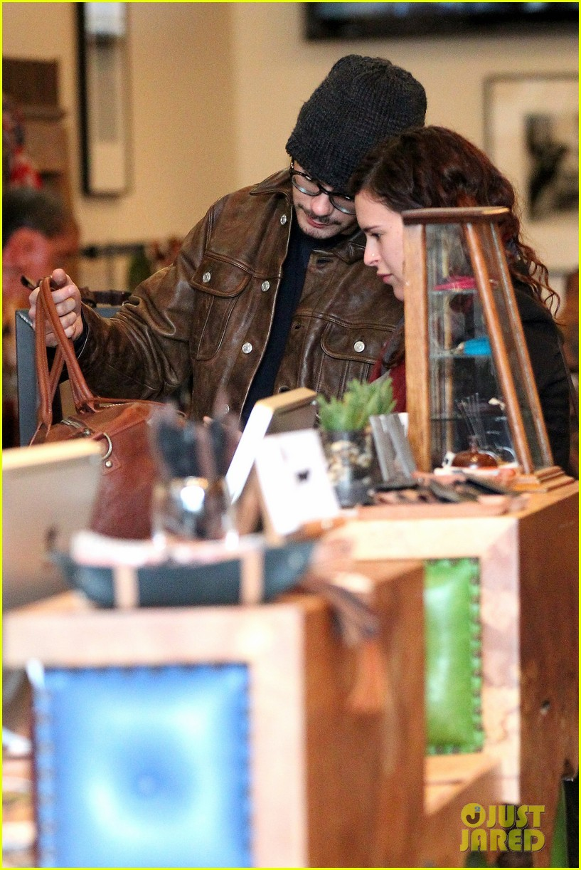 rumer willis jayson blair abbott kinney boulevard shoppers 10