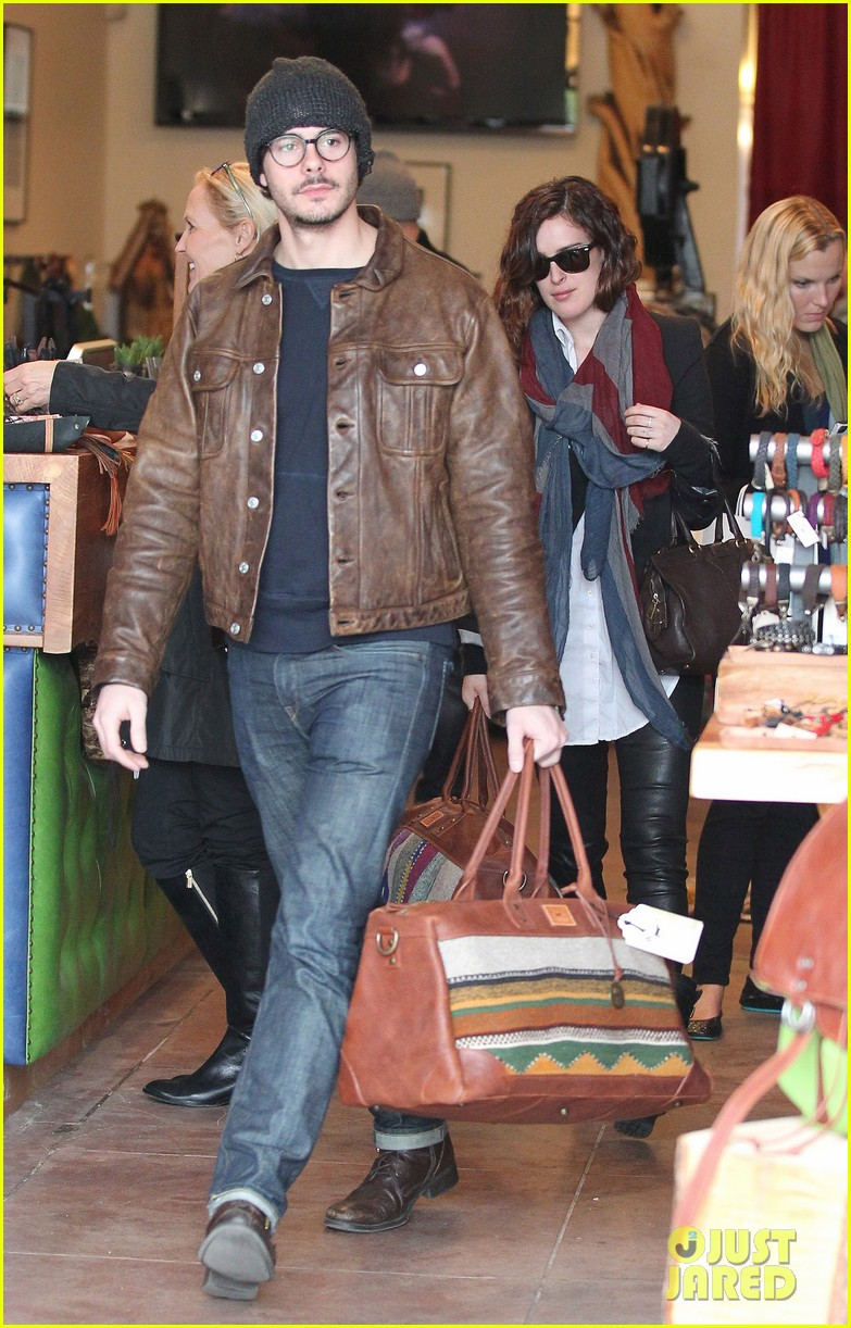 rumer willis jayson blair abbott kinney boulevard shoppers 18