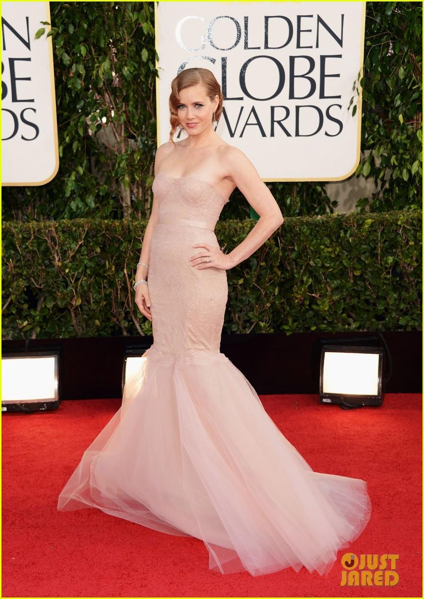 Amy Adams - Golden Globes 2013 Red Carpet: Photo 2791269 | 2013 ...