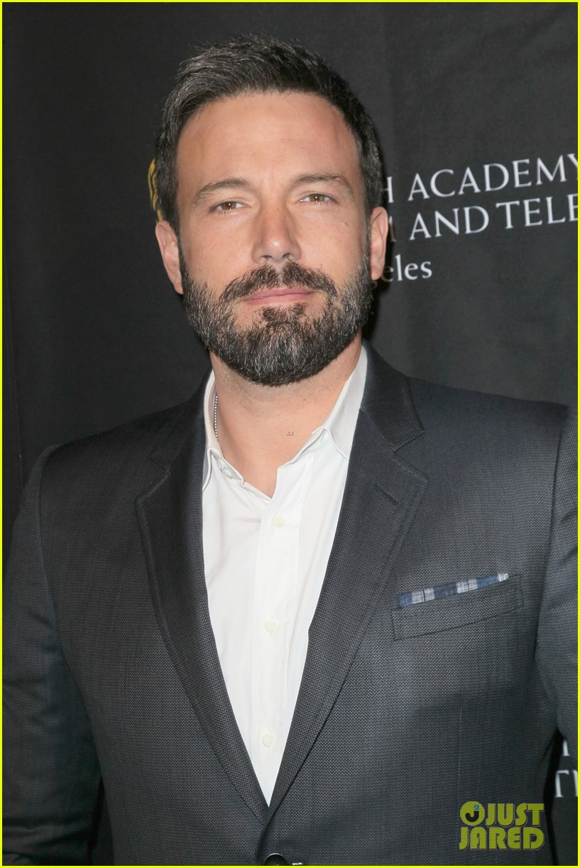 affleck newton bafta tea party 032790008
