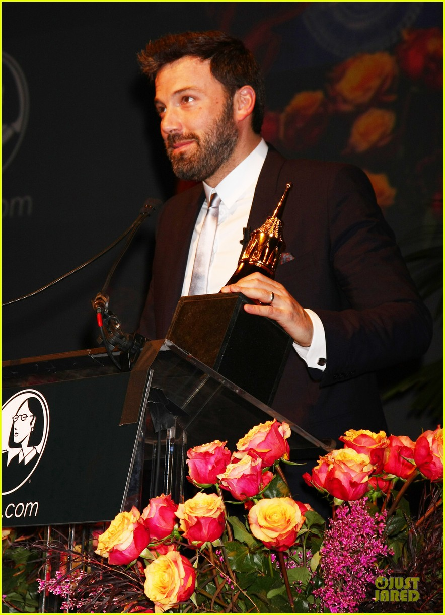 ben affleck santa barbara international film festival modern master award recipient 04