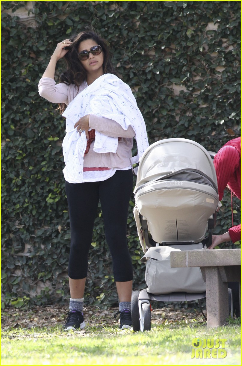 camila alves debuts baby livingston in new orleans 012800699
