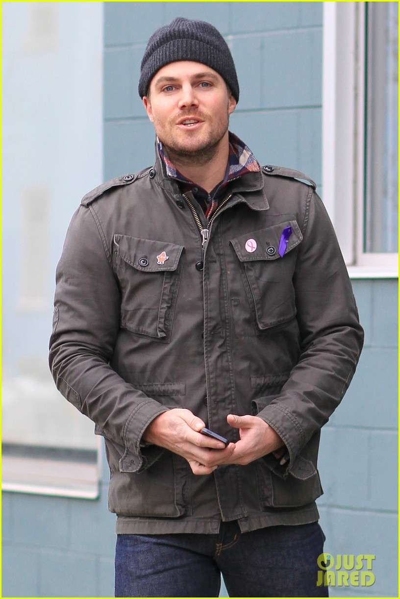 stephen amell i want to host saturday night live 072793582