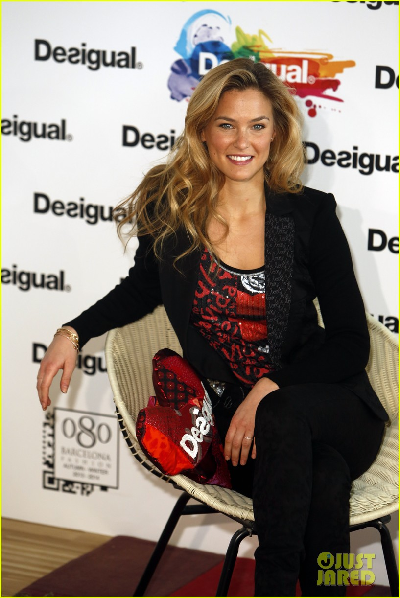 bar refaeli we love by desigual presentation 12