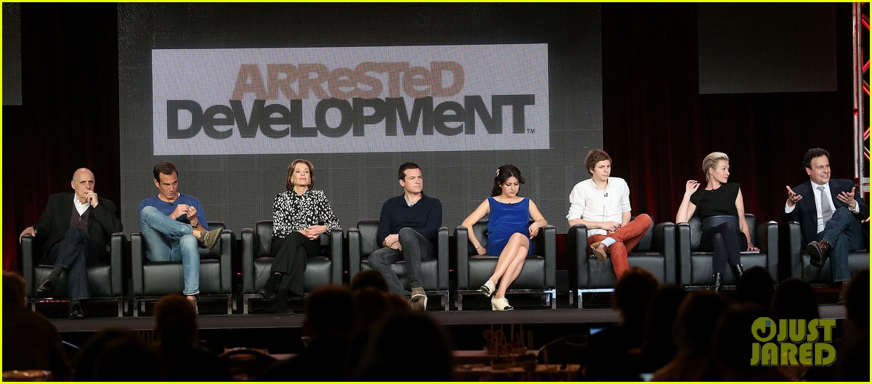 jason bateman portia de rossi arrested development tca panel 09