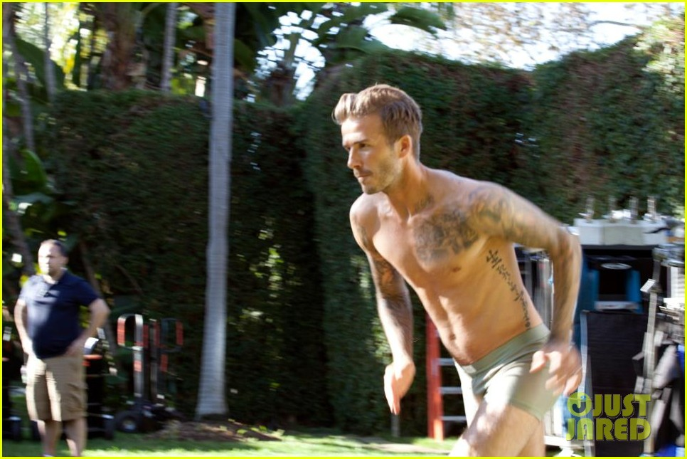 david beckham h m photo shoot sneak peek 04