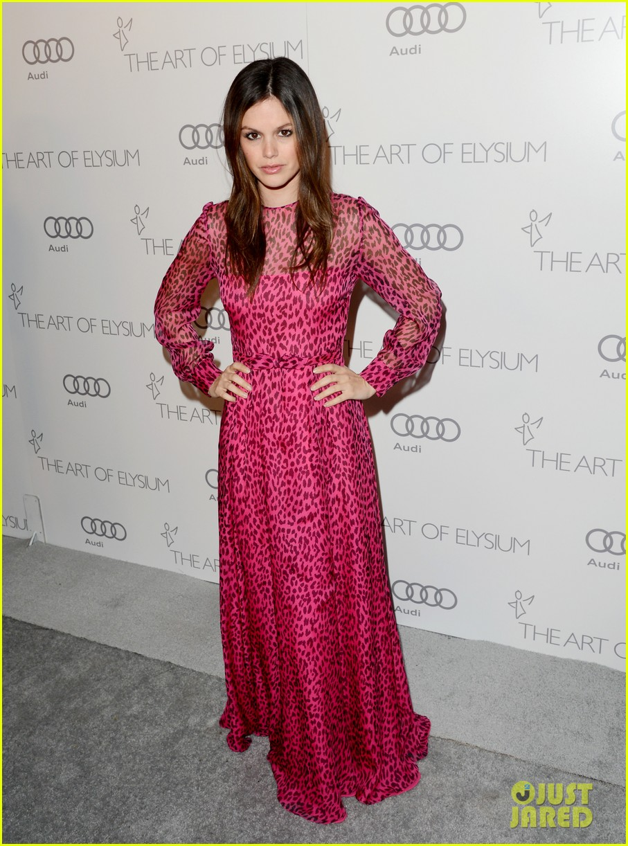 rachel bilson stacy keibler art of elysium heaven gala 09