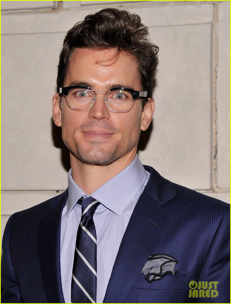 matt bomer cat on a hot tin roof opening night 02