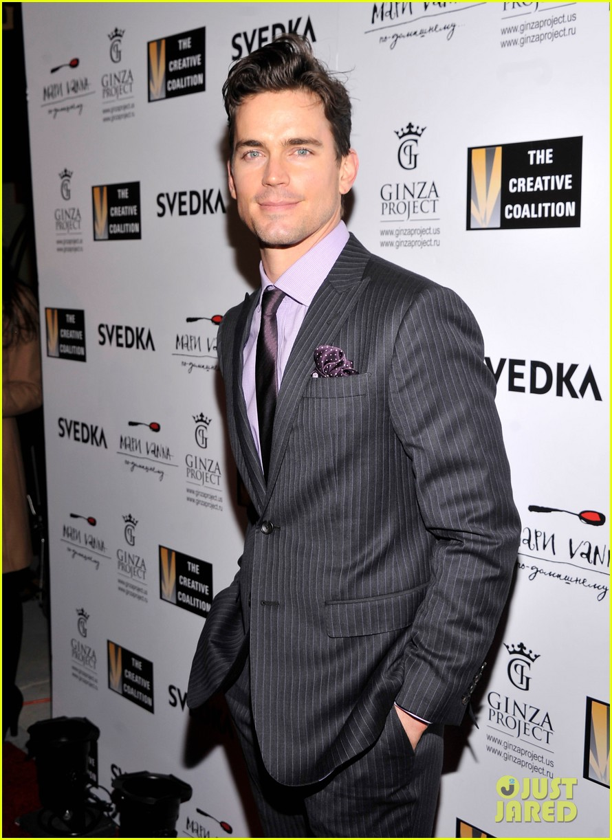matt bomer creative coalition night before dinner 112795847