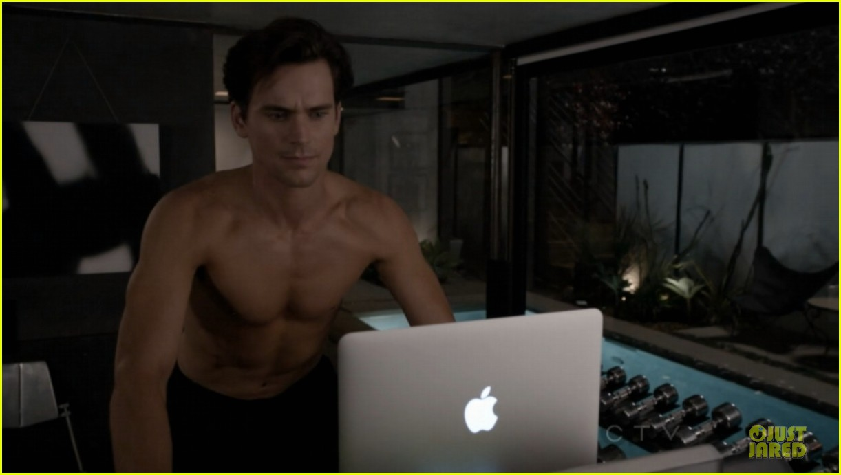 matt bomer shirtless new normal stills 192788275