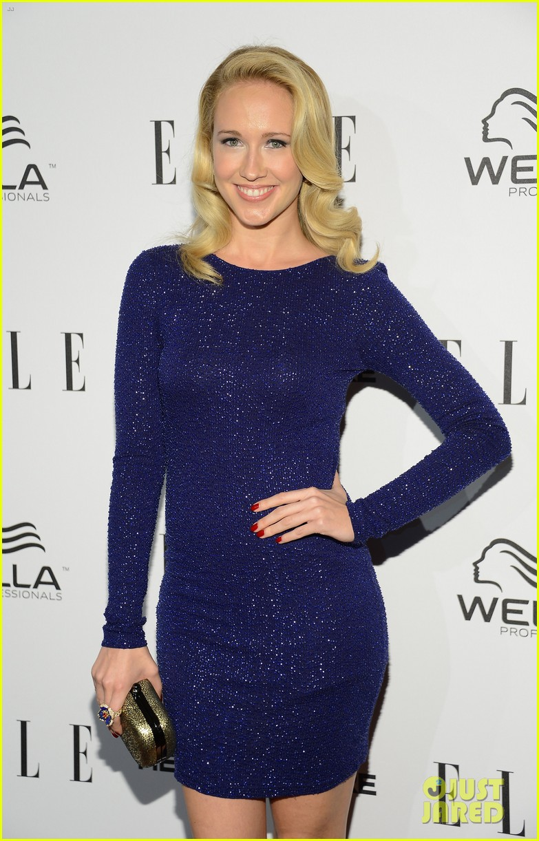anna camp busy philipps elles women in tv party 16