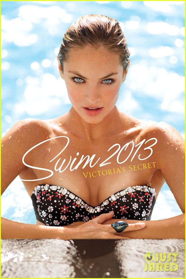 candice swanepoel covers victorias secret swim issue 01
