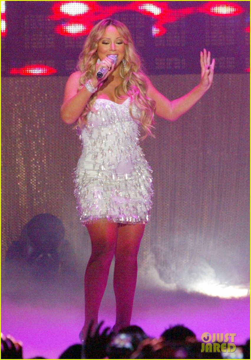 mariah carey jupiters gold coast show 122783811