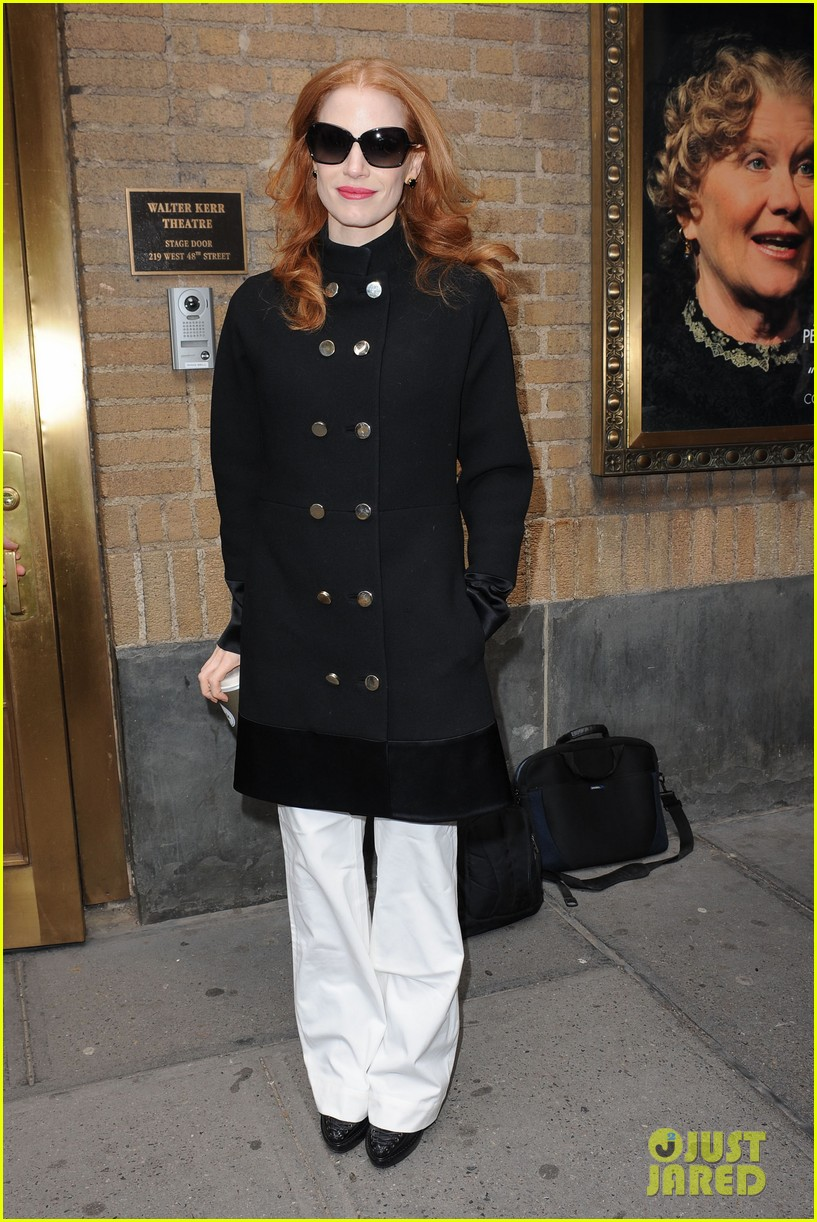 jessica chastain box office queen 032795378