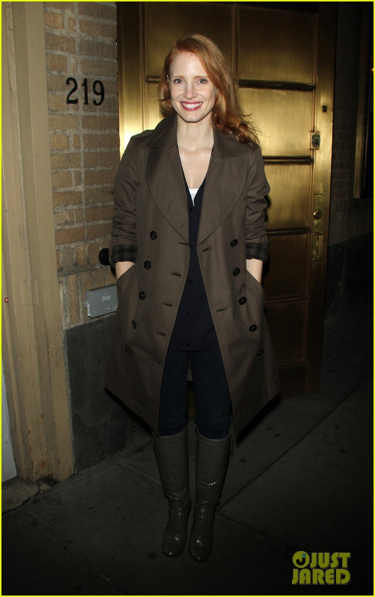 jessica chastain my first big purchase was couch 022790649