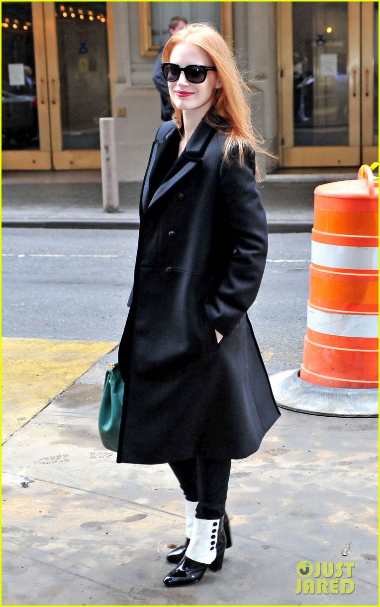 jessica chastain joins miss julie with colin farrell 08