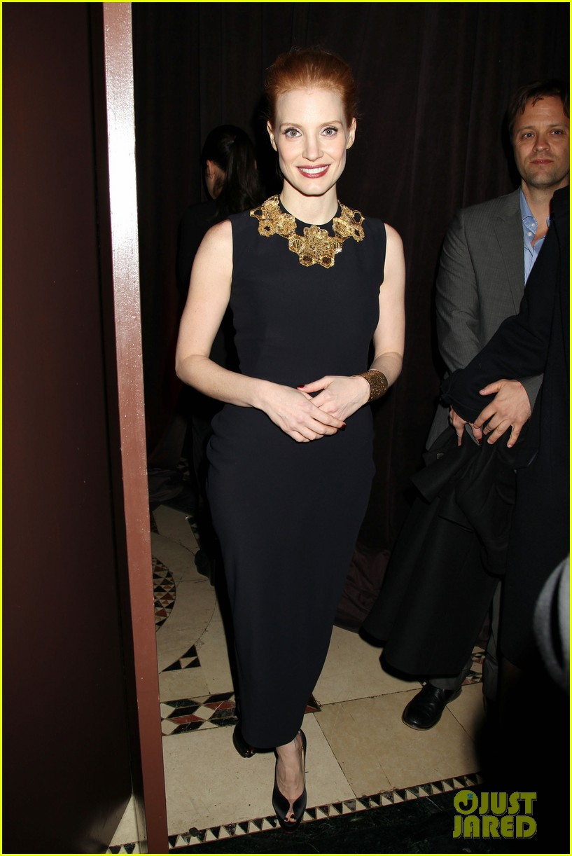 jessica chastain national board of review awards gala 2013 112787244