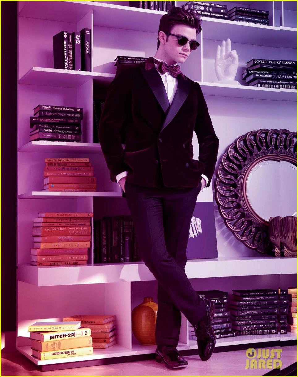 chris colfer august man february 2013 exclusive 04