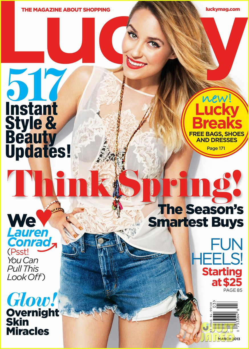 lauren conrad covers lucky march 2013 022800697