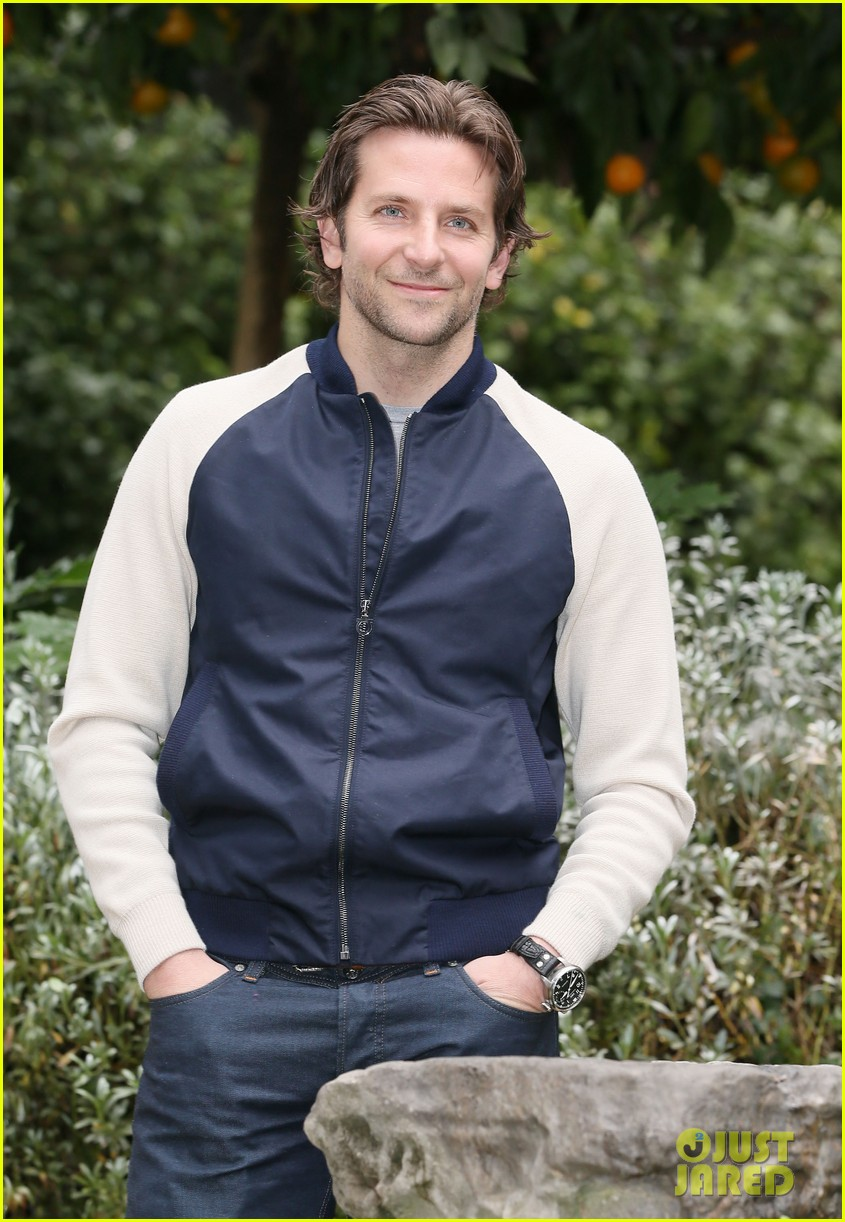bradley cooper rome photo call japan jetsetter 10