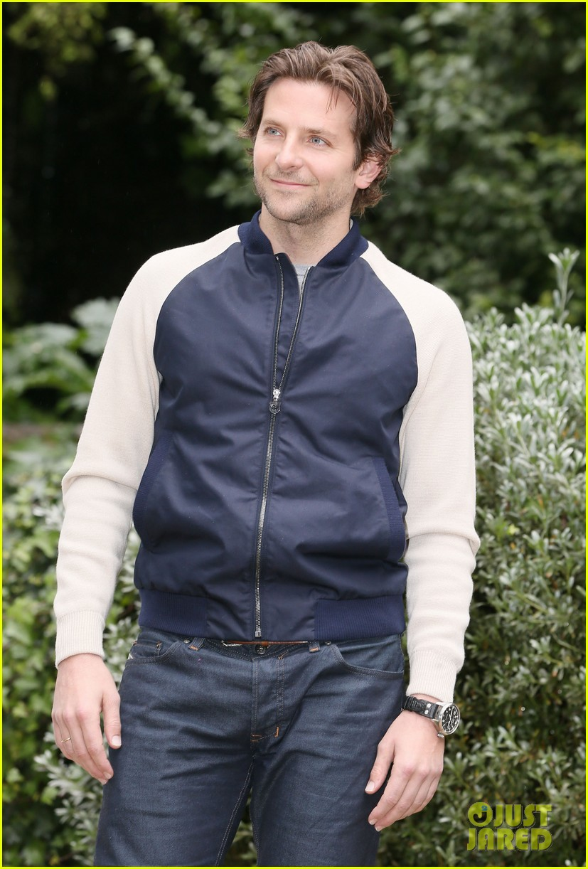 bradley cooper rome photo call japan jetsetter 13