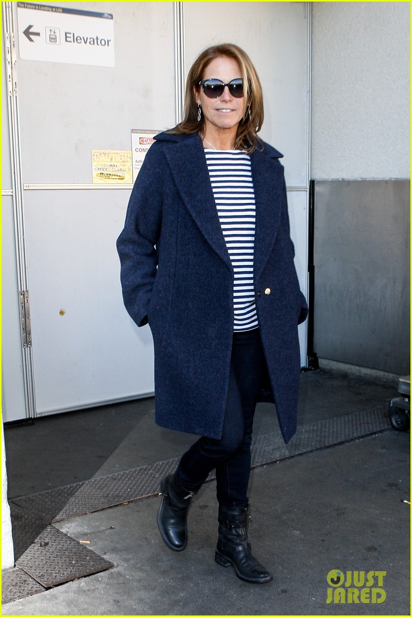katie couric lands in los angeles after talk show renewal 052802117